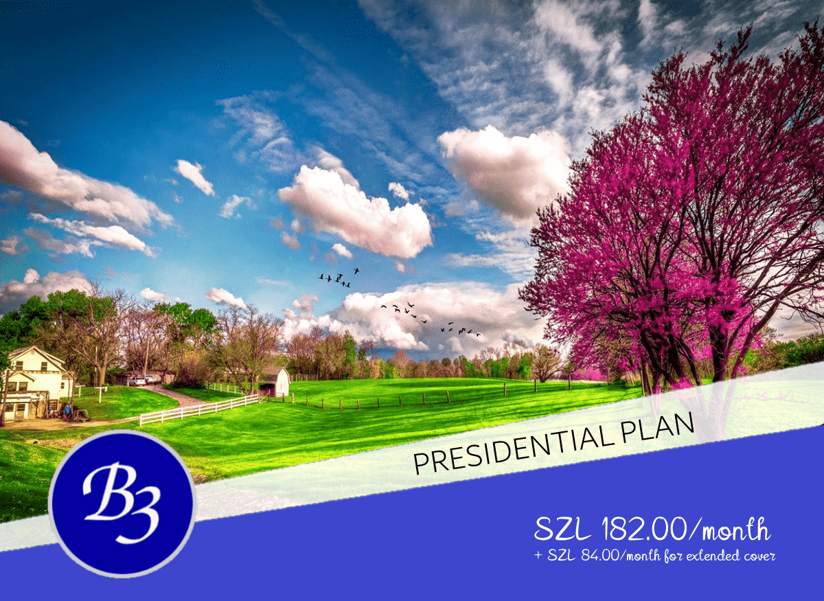 B3 Presidential Plan
